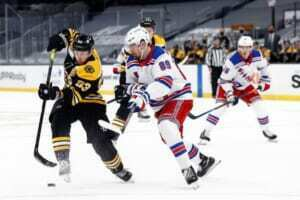 New York Rangers Finish Season in Style with win over Boston