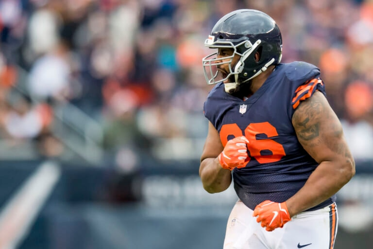 31 questions to Bears camp: Will Desai maximize defensive talent?
