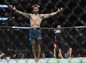 UFC 262 Preview: Shane Burgos – Edson Barboza