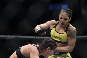 After coming up short at UFC 262, what's next for Viviane Araujo?