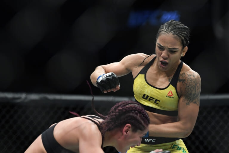 UFC 262 Preview: Viviane Araujo – Katlyn Chookagian