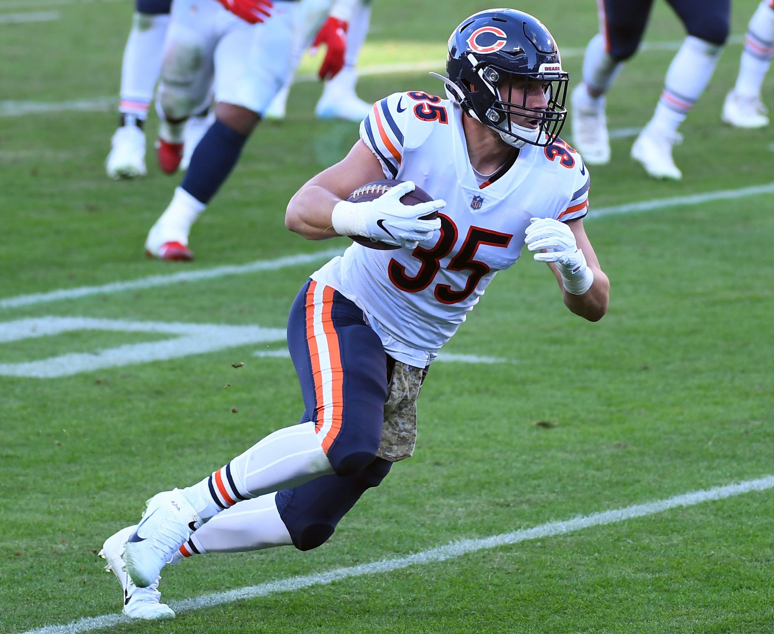 Ryan nall, bears