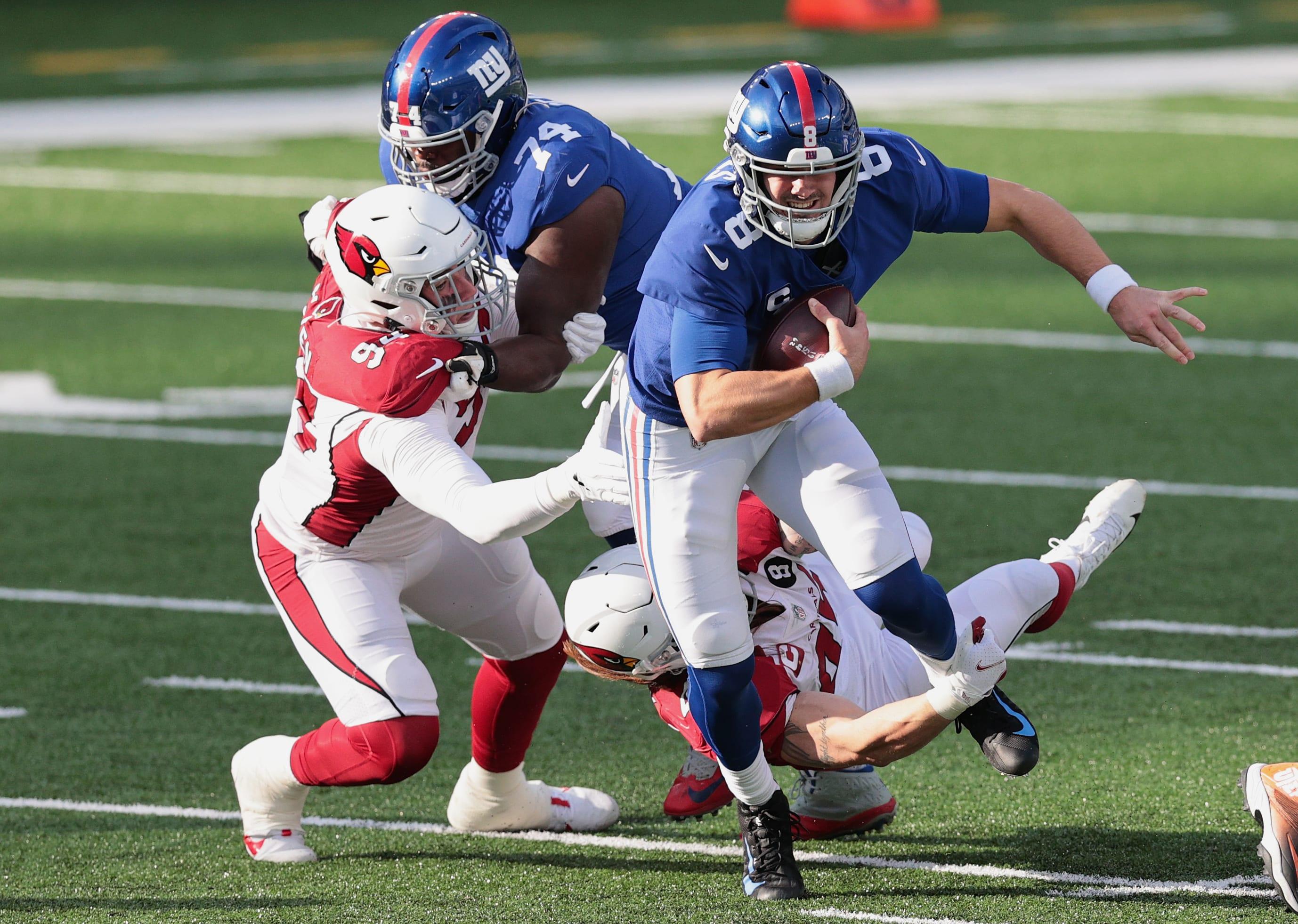 New York Giants, Daniel Jones