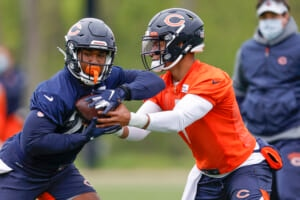 Could Khalil Herbert be an instant impact player for the Chicago Bears?