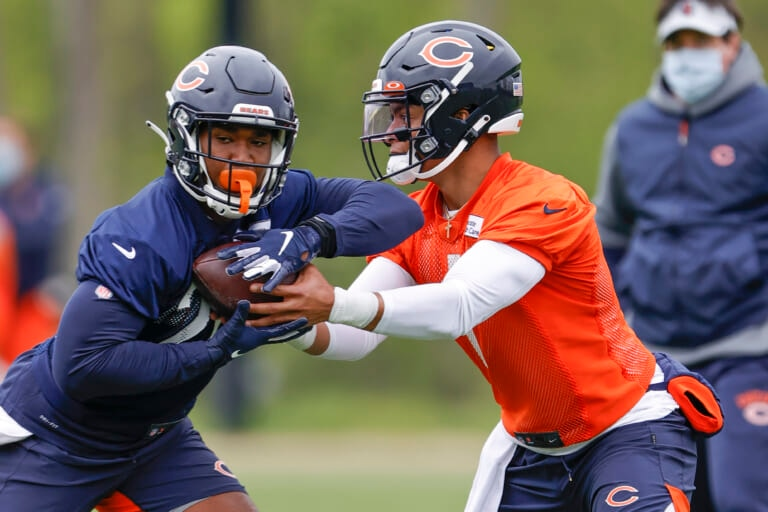 Will the Chicago Bears be successful with the Patrick Mahomes model?