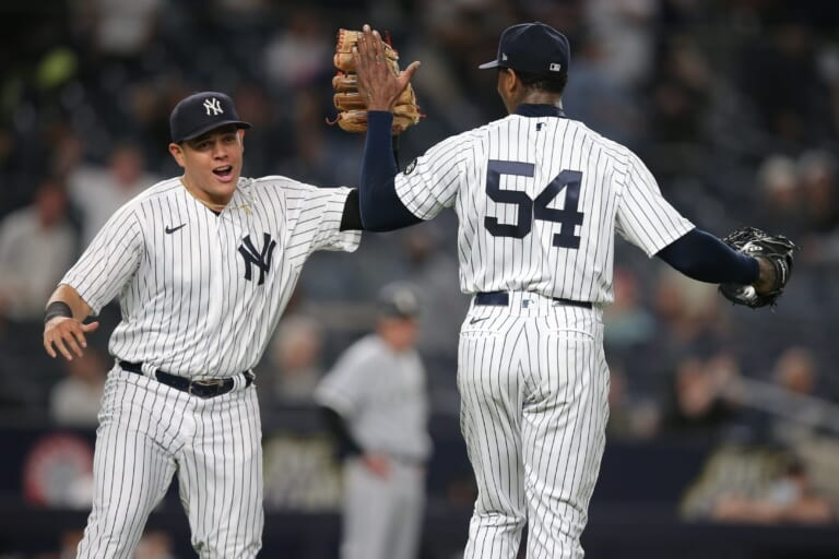 Yankees are starting to make up ground in the AL East