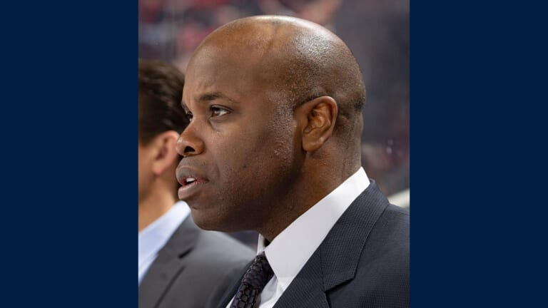 NEW YORK RANGERS officially name Mike Grier as Hockey Operations Adviser
