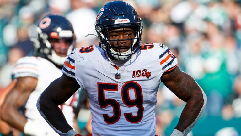 Chicago Bears: Biggest questions at the MLB position