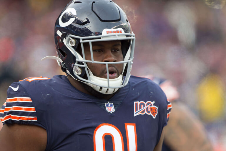 How Eddie Goldman makes the Chicago Bears defense expendable