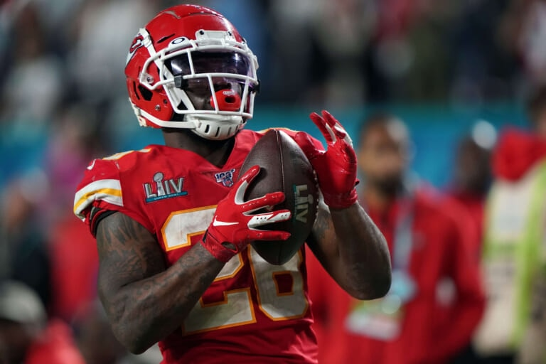 Damien Williams experience a valuable asset for the Chicago Bears