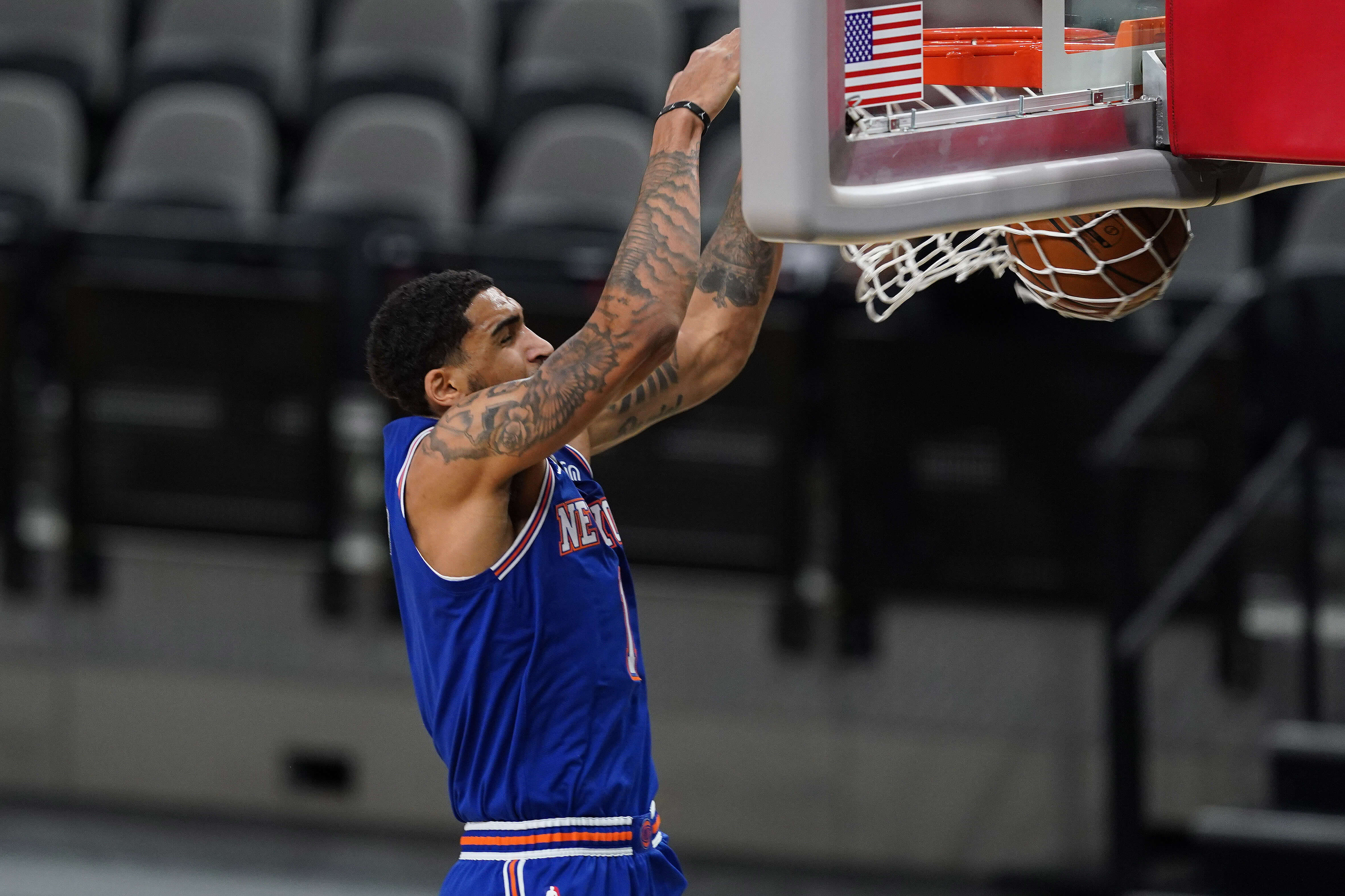 New York Knicks, Obi Toppin