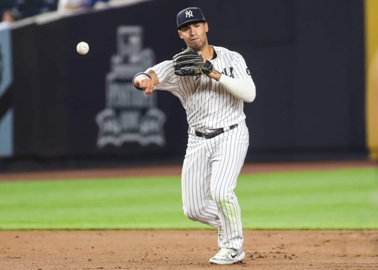 What the Yankees should do with Gleyber Torres moving forward | Off-season brings big questions
