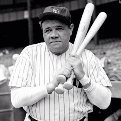 Babe Ruth NY Yankees New Arrivals Legend Baseball Player Jersey