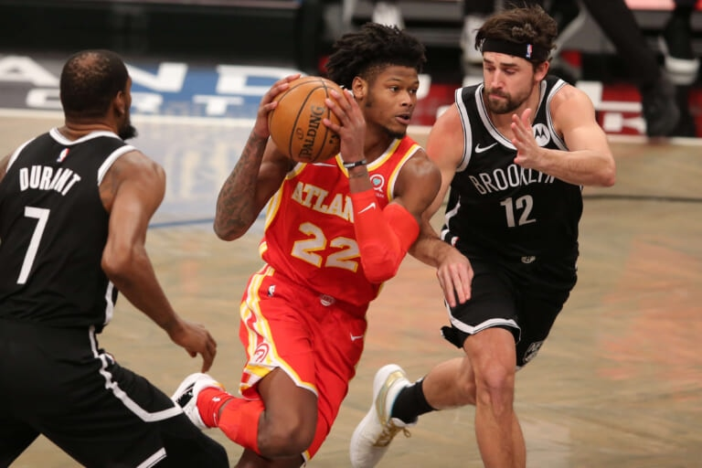 Should Knicks trade for Cam Reddish as Atlanta looks to deal?