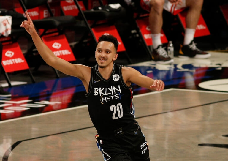 Trade Rumors: Knicks could have interest in trading for guard Landry Shamet, what would he bring?