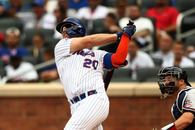 mets, pete alonso