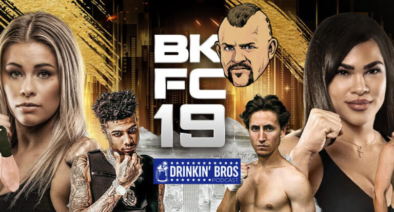 BKFC 19: VanZant vs. Ostovich special PPV features Chuck Liddell's commentary