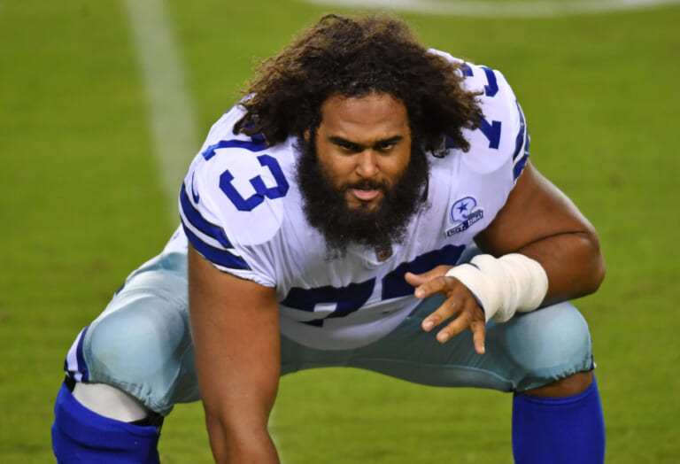 Giants' addition Joe Looney opens up a ton of new options on the offensive line