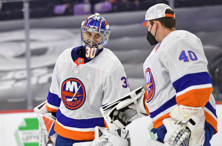 Do the Islanders have the best goaltending duo in the NHL now?