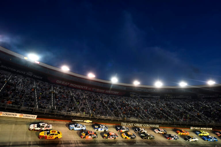 NASCAR Cup Series playoff bubble hot ahead of elimination race at Bristol