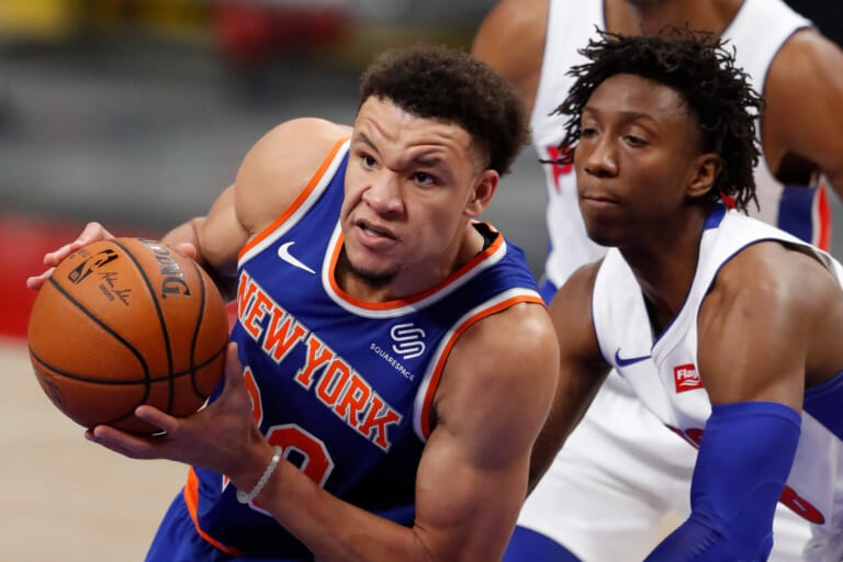 Should the Knicks be looking to deal Kevin Knox before start of 2021-22 season?
