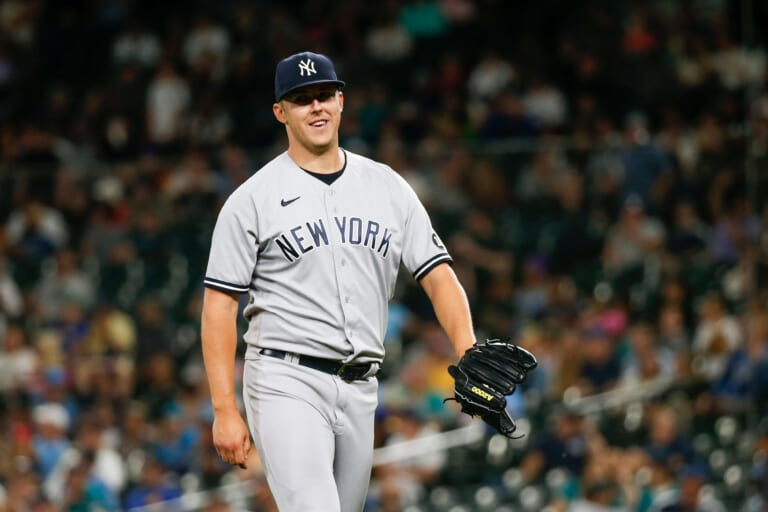 Yankees' Jameson Taillon made his first rehab start after ankle injury: What's next for him?