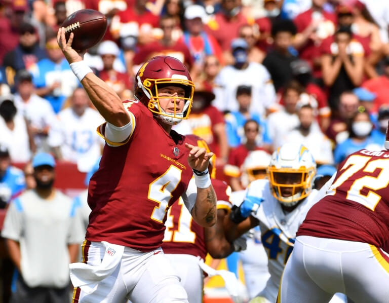 New York Giants will face backup quarterback in Week Two