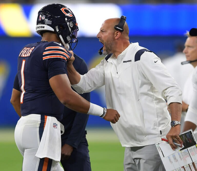 Chicago Bears: There was growth from rookie Justin Fields in week 7