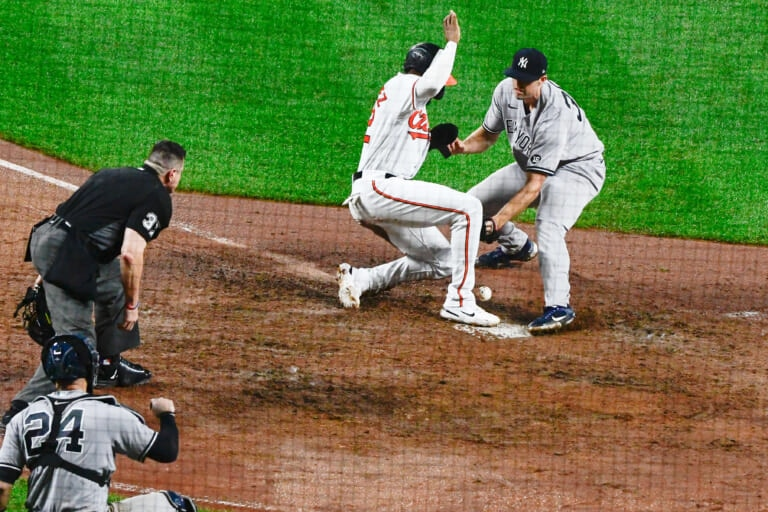 Good news and bad news after Yankees blow game against Baltimore in crazy fashion