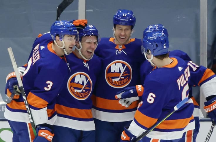 """Cizikas' """"Die an Islander"""" quote another example of how far Islanders have come"""
