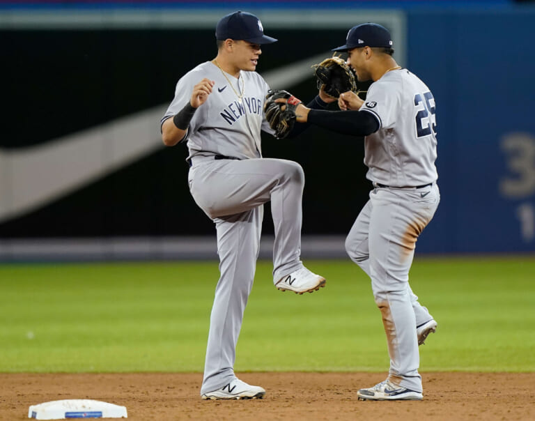 The Yankees might already have their future starting shortstop on the roster
