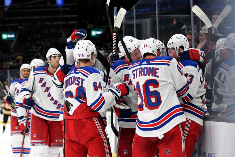 New York Rangers news and notes: Final roster remains undecided