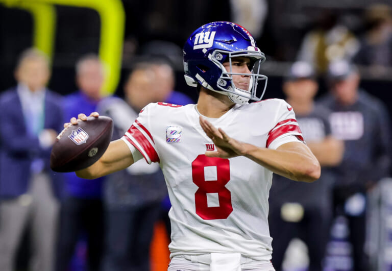Despite clearing concussion protocol, the New York Giants need to err on side of caution with Daniel Jones
