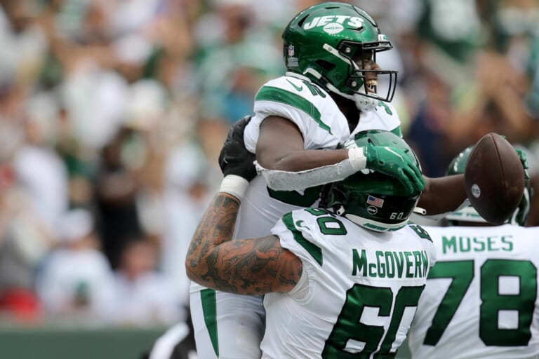 New York Jets: 3 stars from Sunday's win vs. Tennessee