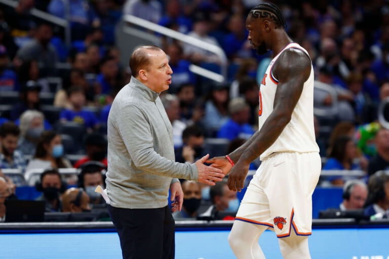 Knicks News: Thibs breaks down secret ingredient for success, Quickley shows love for Obi Toppin