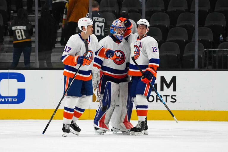 Islanders' players thankful for needed rest period as they eye Predators