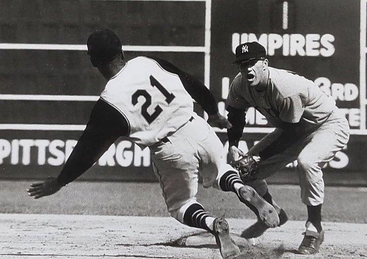 New York Yankee Legends: Tony Kubek
